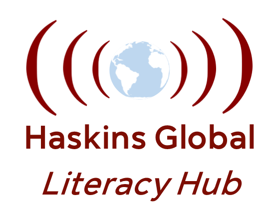 Haskins Global Literacy Hub - Literacy in the age of Neuroscience